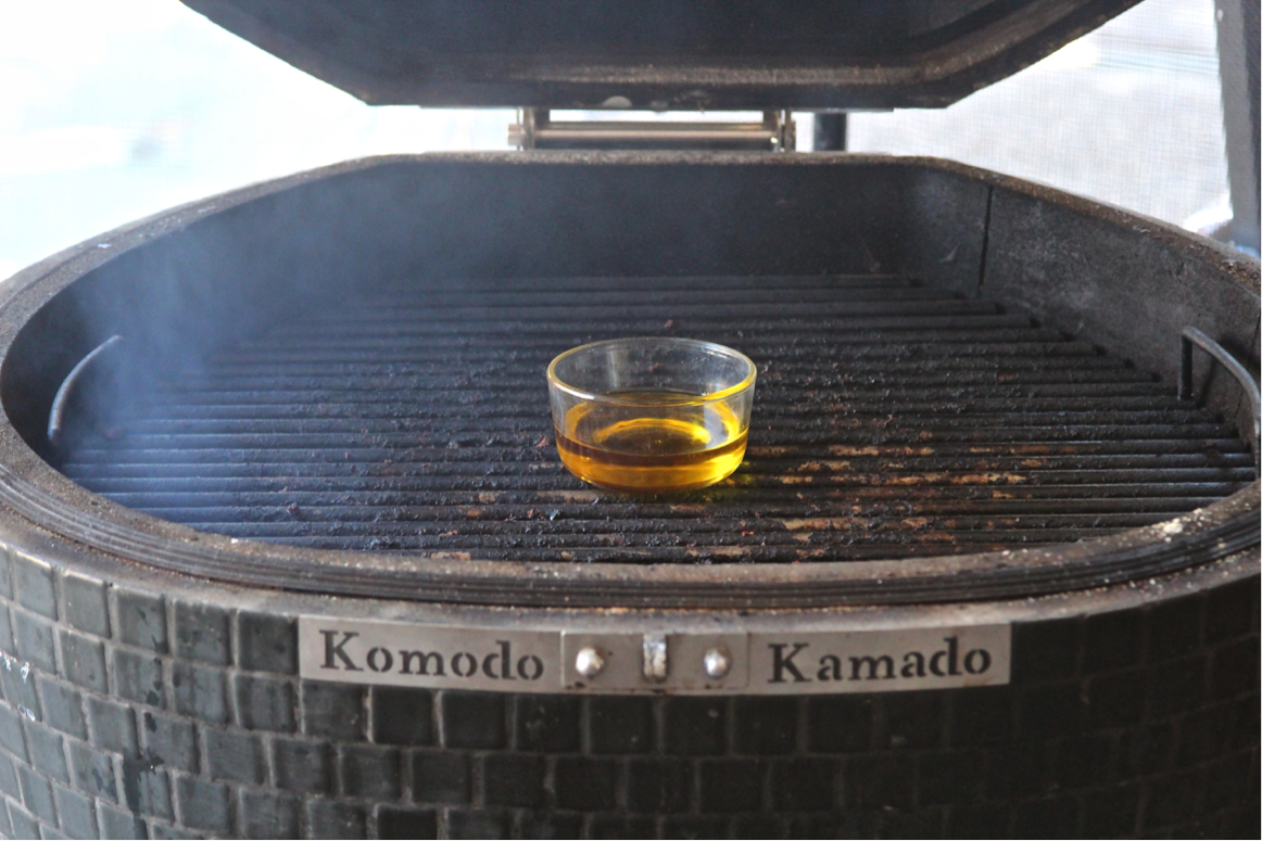 HOw to Smoke Olive Oil
