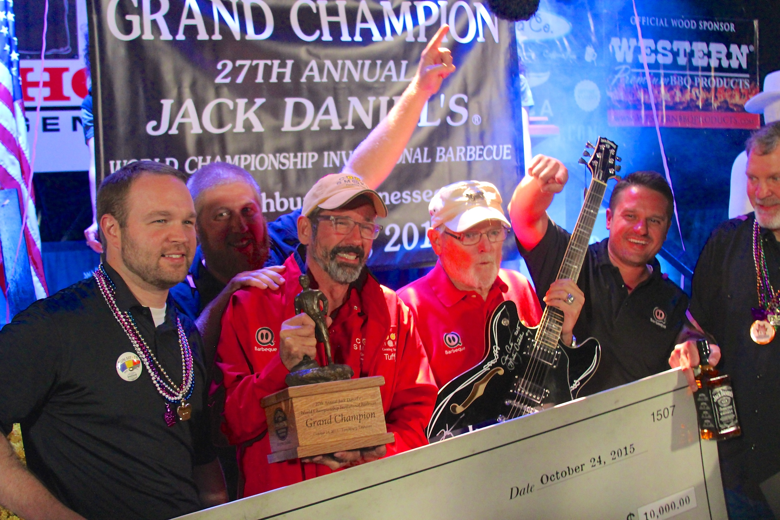 Tuffy Stone Wins Jack Daniels Invitational 2015