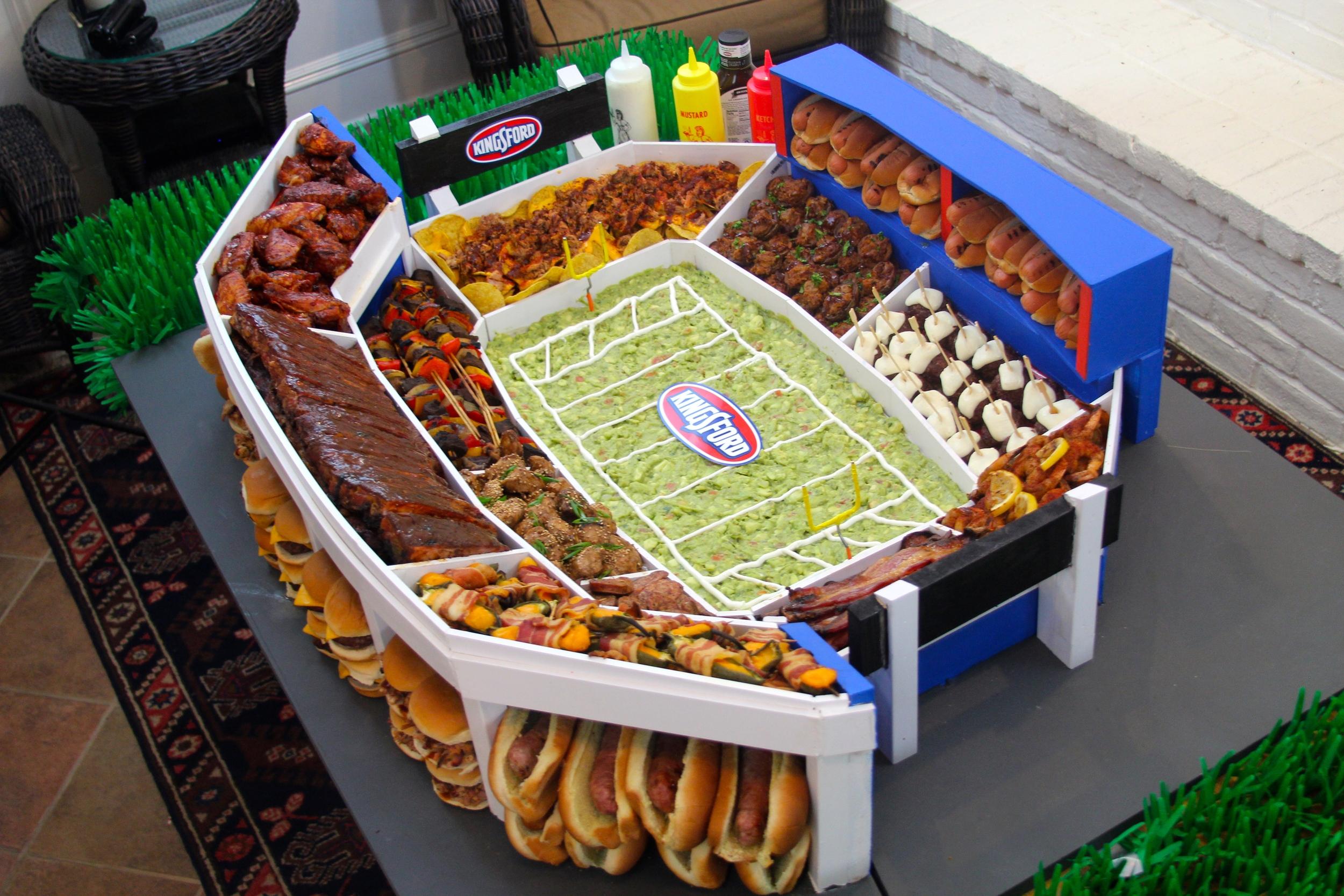 Super Bowl Snackadium: The Ultimate Big Game Spread — Grillocracy