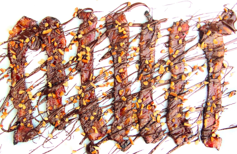 Smoked Chocolate Bacon
