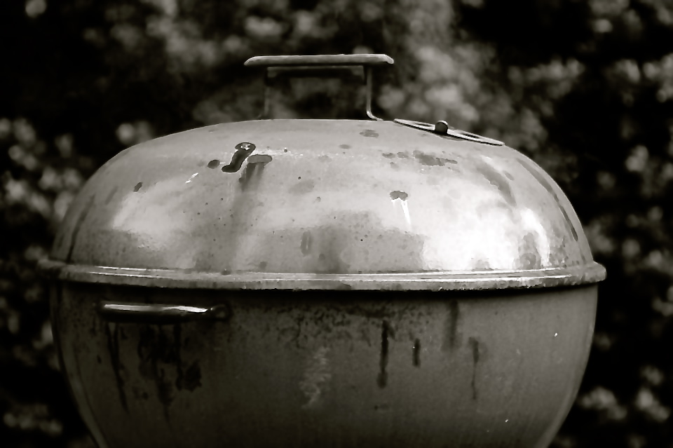 How to Clean a Charcoal Grill