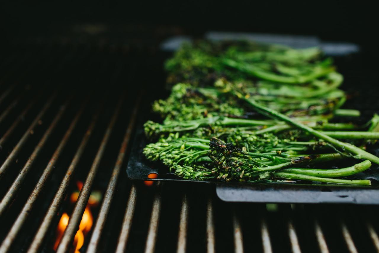 Grilled Broccolette