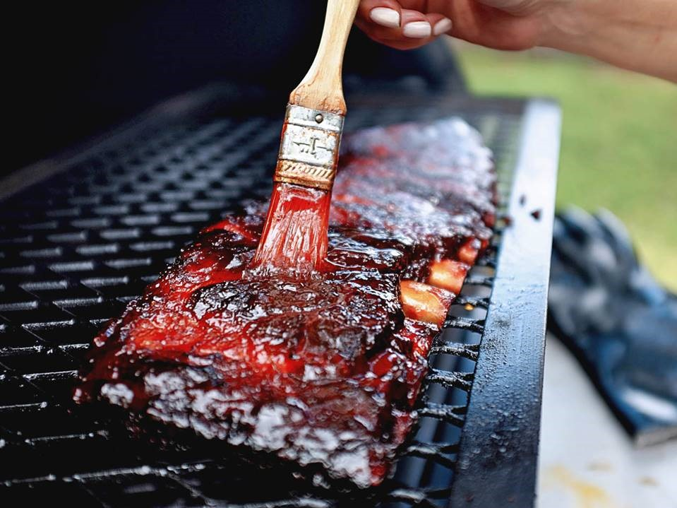 Big Red Ribs