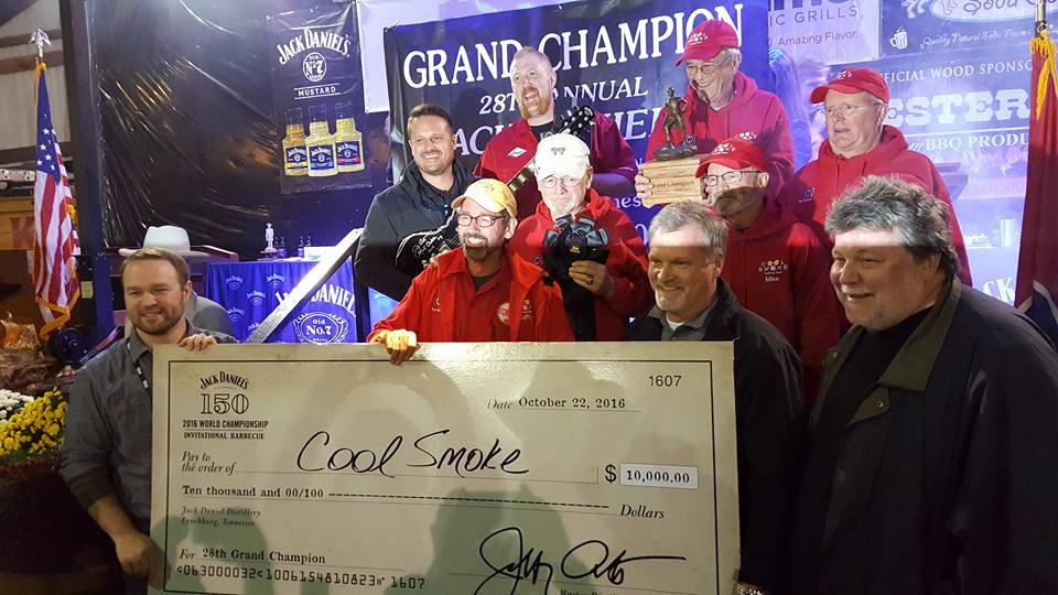 Cool Smoke Wins Jack Daniels Invitational 2016