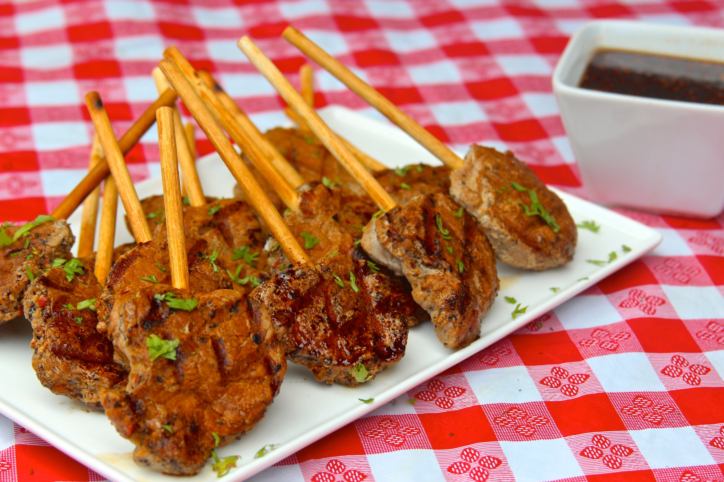 Smithfield Pork Tenderloin Lollipops