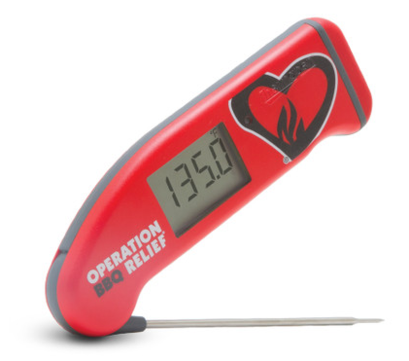 Limited Edition Operation BBQ Relief Thermapen