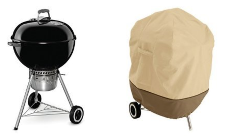 Weber Kettle Charcoal Grill