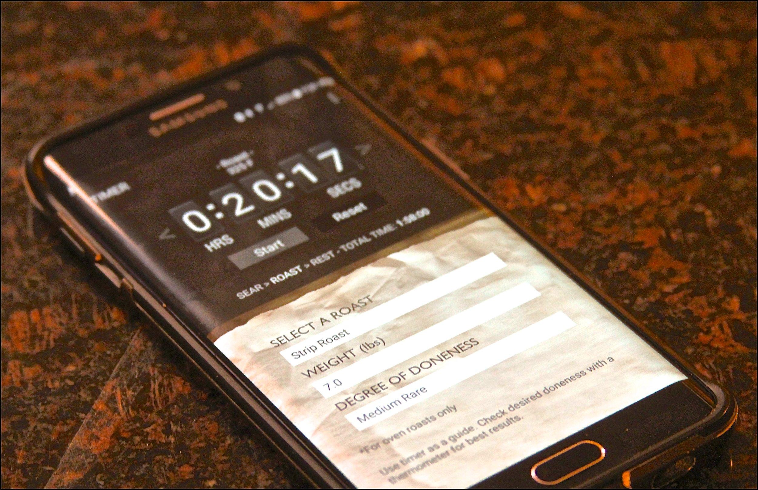 Certified Angus Beef Roast Perfect App