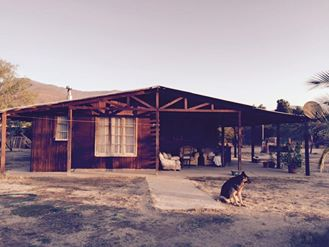 Martin's homestay in Curacavi, Chile