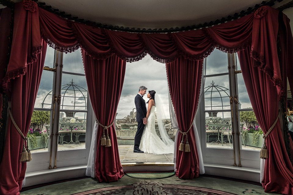 London Wedding Photographer Dorchester Hotel Rose & John-4.jpg