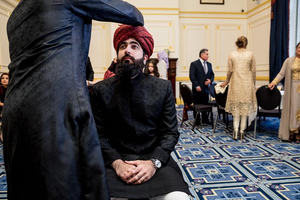 London Wedding Photographer Muslim Wedding Nikah Ceremony Florian Photography-24.jpg