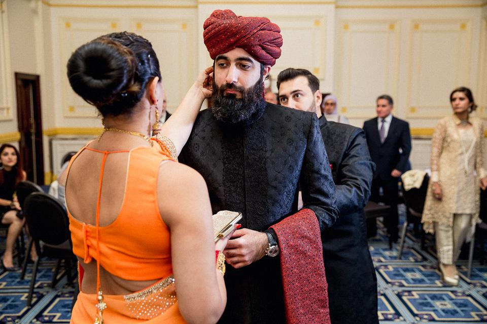 London Wedding Photographer Muslim Wedding Nikah Ceremony Florian Photography-26.jpg