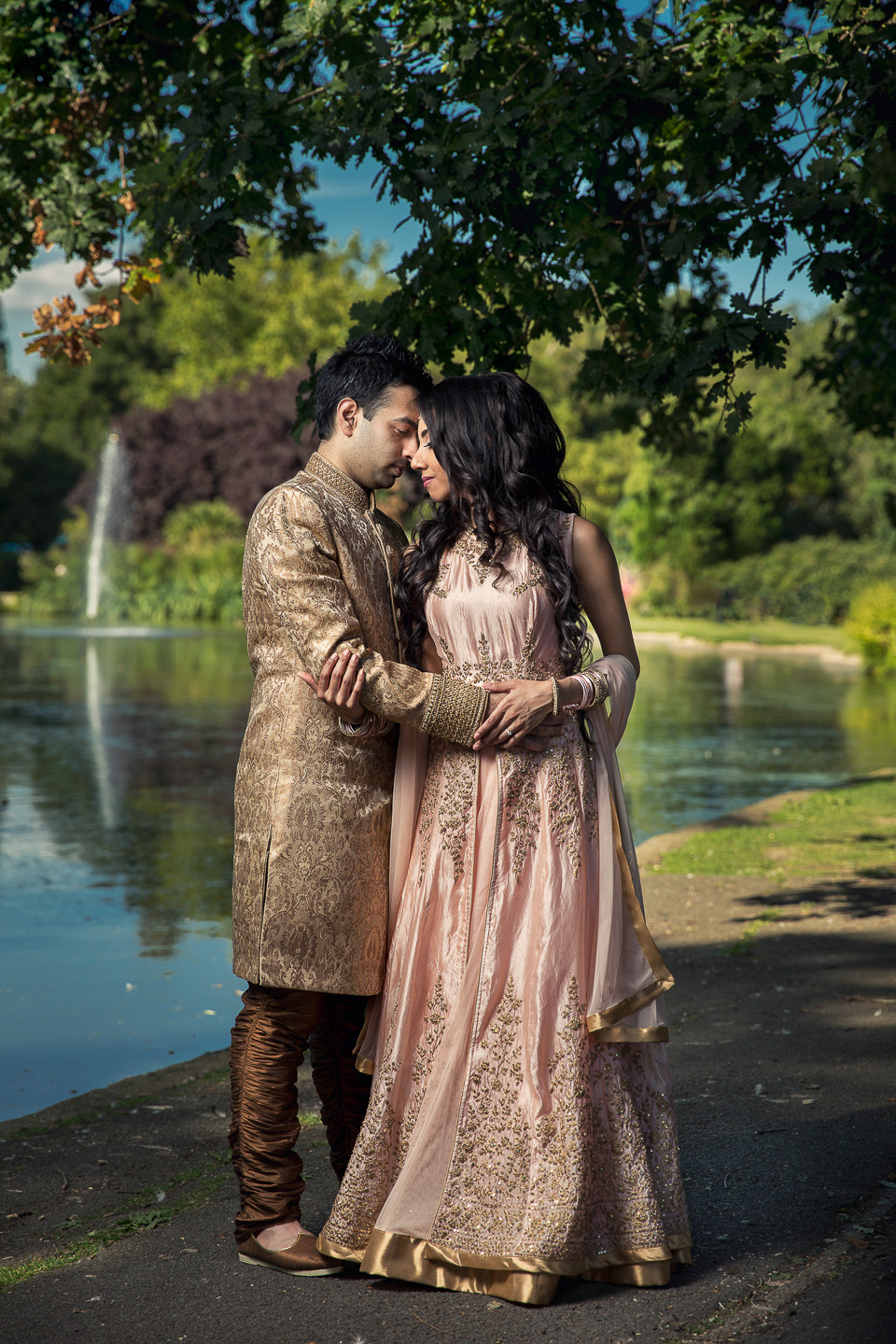 London Wedding Photographer Engagement Photoshoot London Indian Wedding -1.jpg
