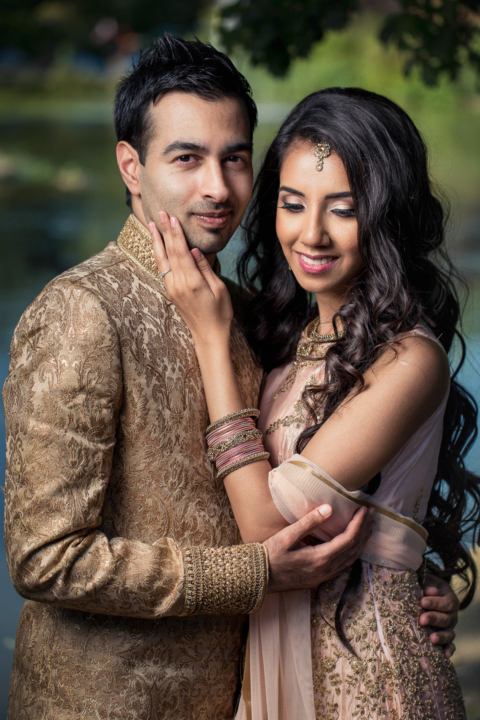 London Wedding Photographer Engagement Photoshoot London Indian Wedding -2.jpg