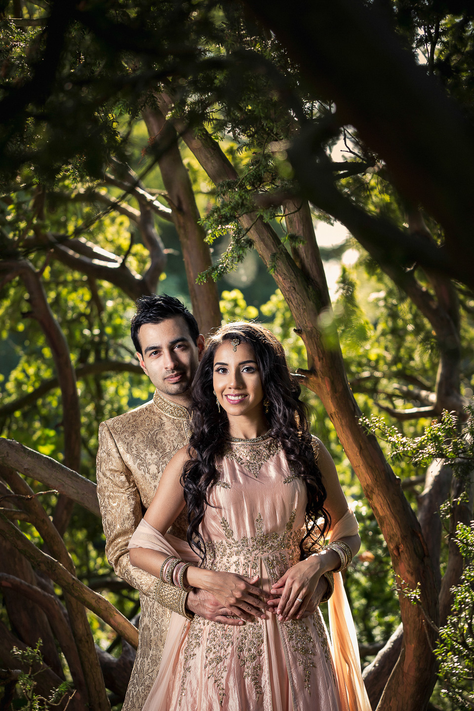 London Wedding Photographer Engagement Photoshoot London Indian Wedding -4.jpg