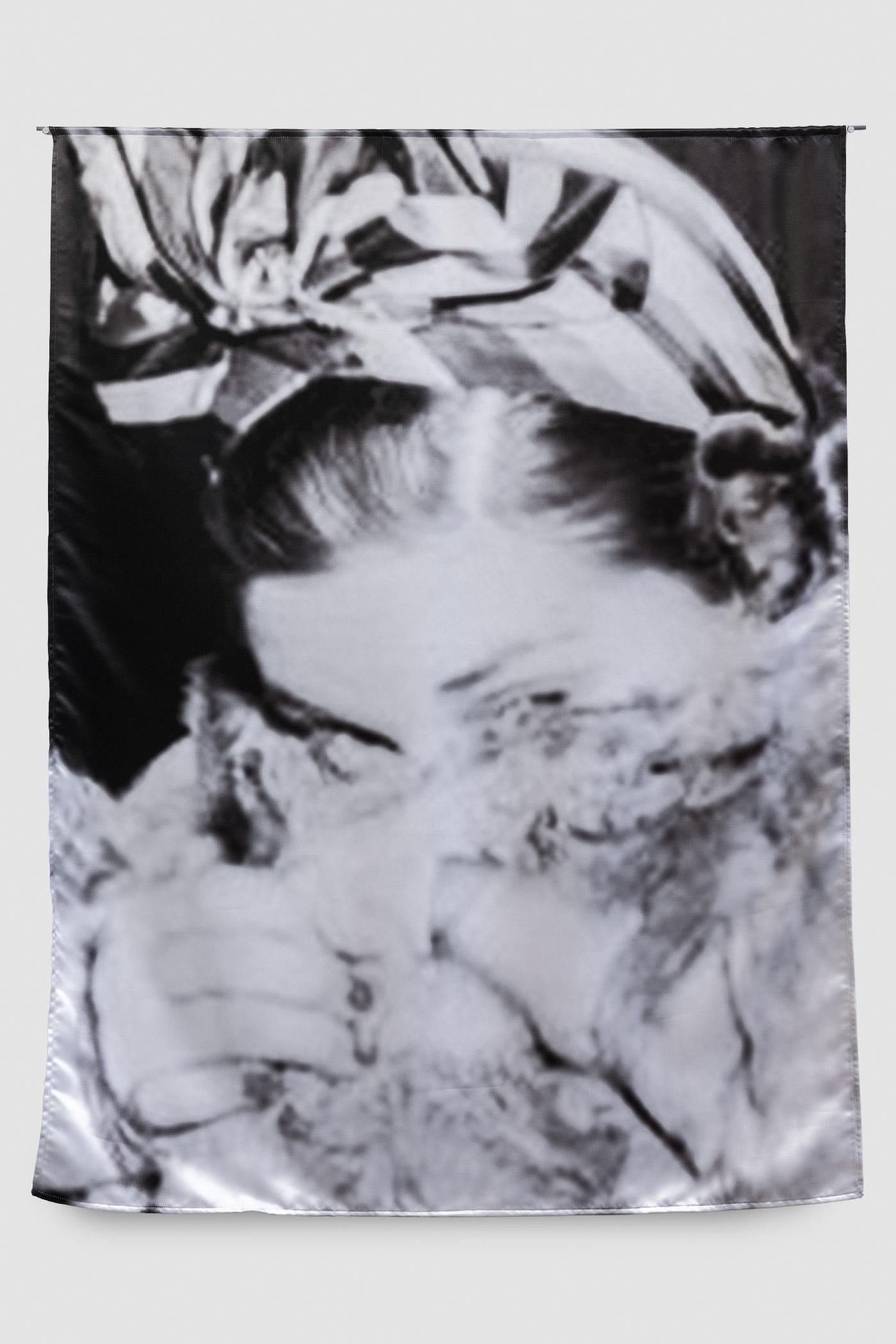 Grace Druggan   Photographic print on Satin Duchesse, steel  120x160 cm  2017  Write here...