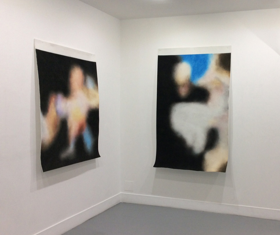 Tremblements , group show at Galerie Valérie Delaunay, Paris