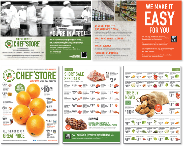 US Foods CHEF'STORE — Jim Dimitriou