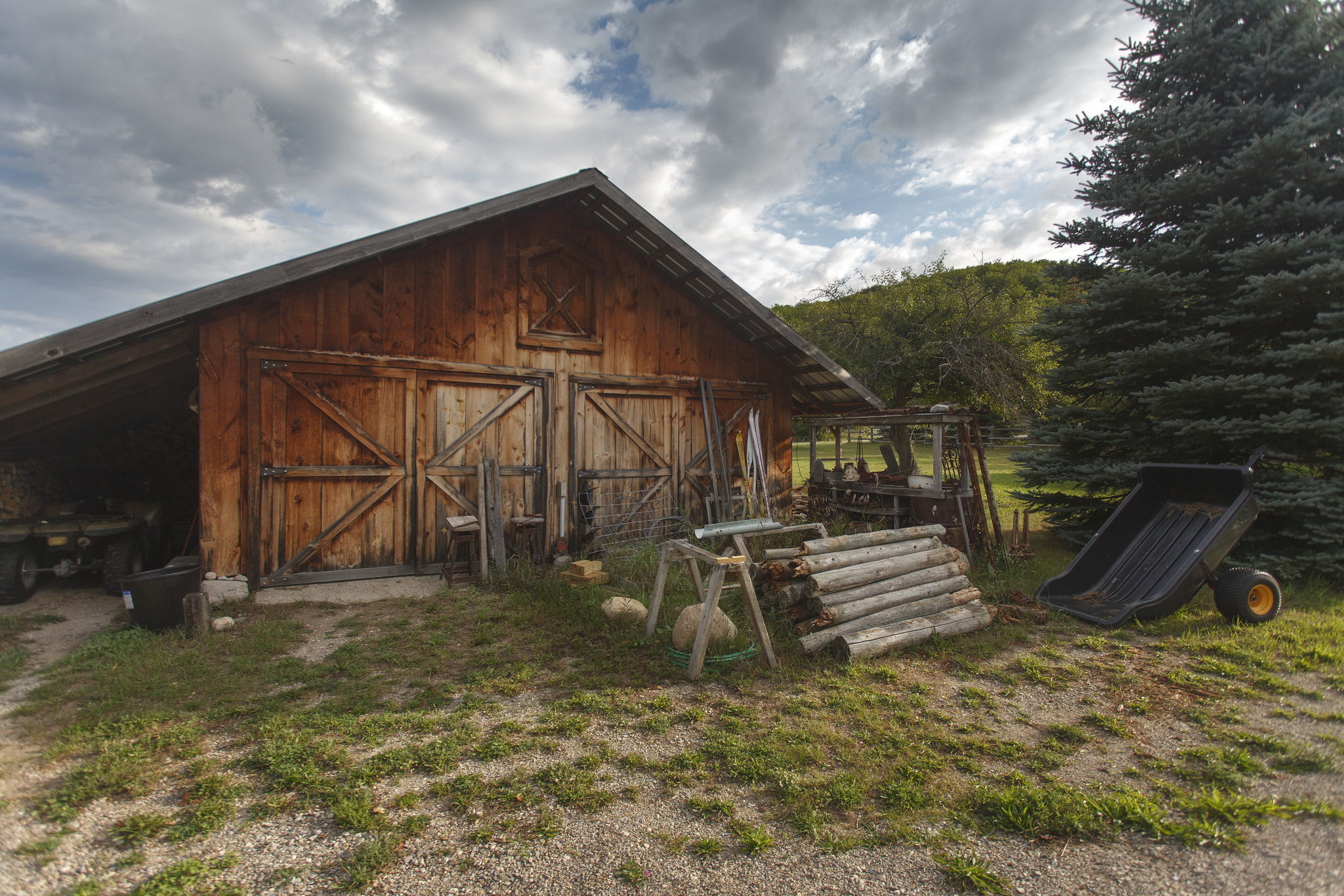 Great Lakes Ranch, Maple City, Michigan