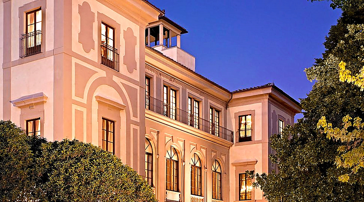 Exterior Four Seasons Firenze