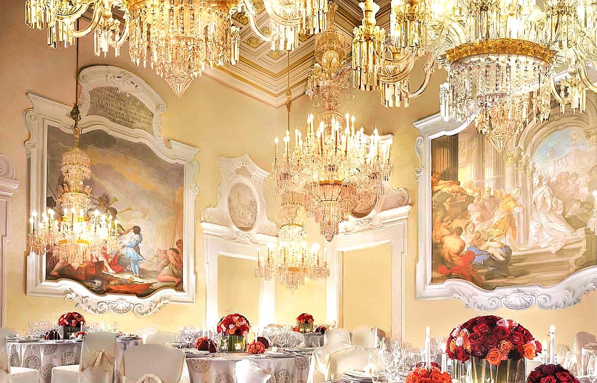 Gheradesca Ballroom