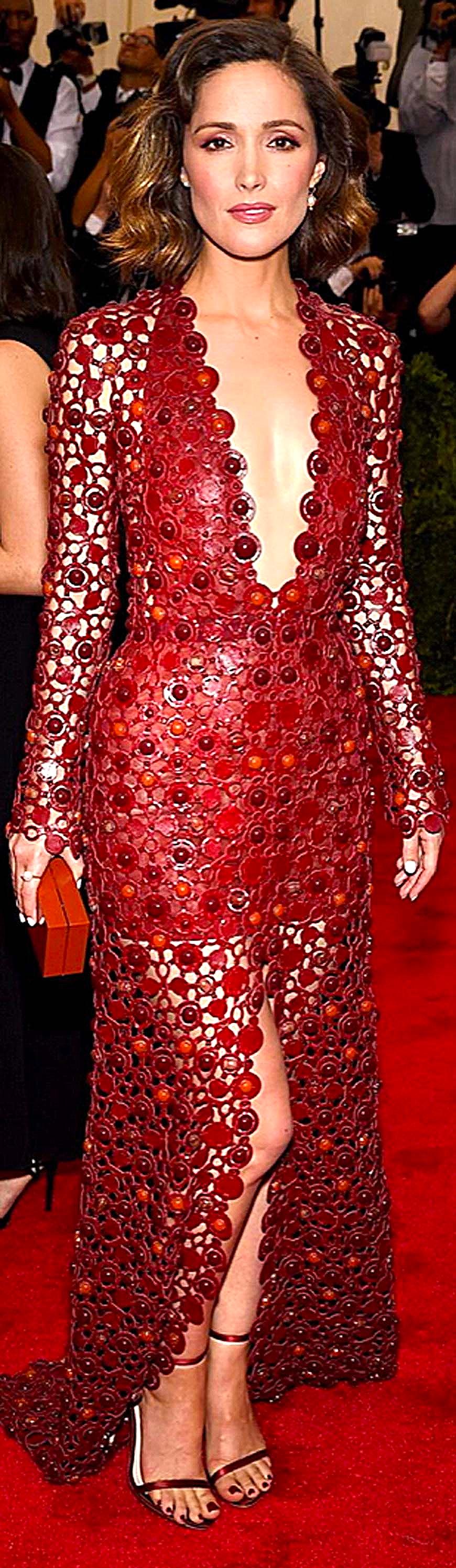 Rose Byrne in Calvin Klein Getty Images/ Dimitrios Kambouris