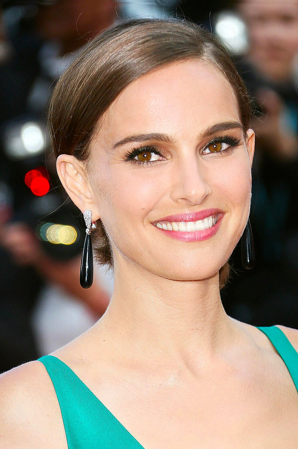 Natalie Portman at the 'Sicario' premiere          Photo by Getty