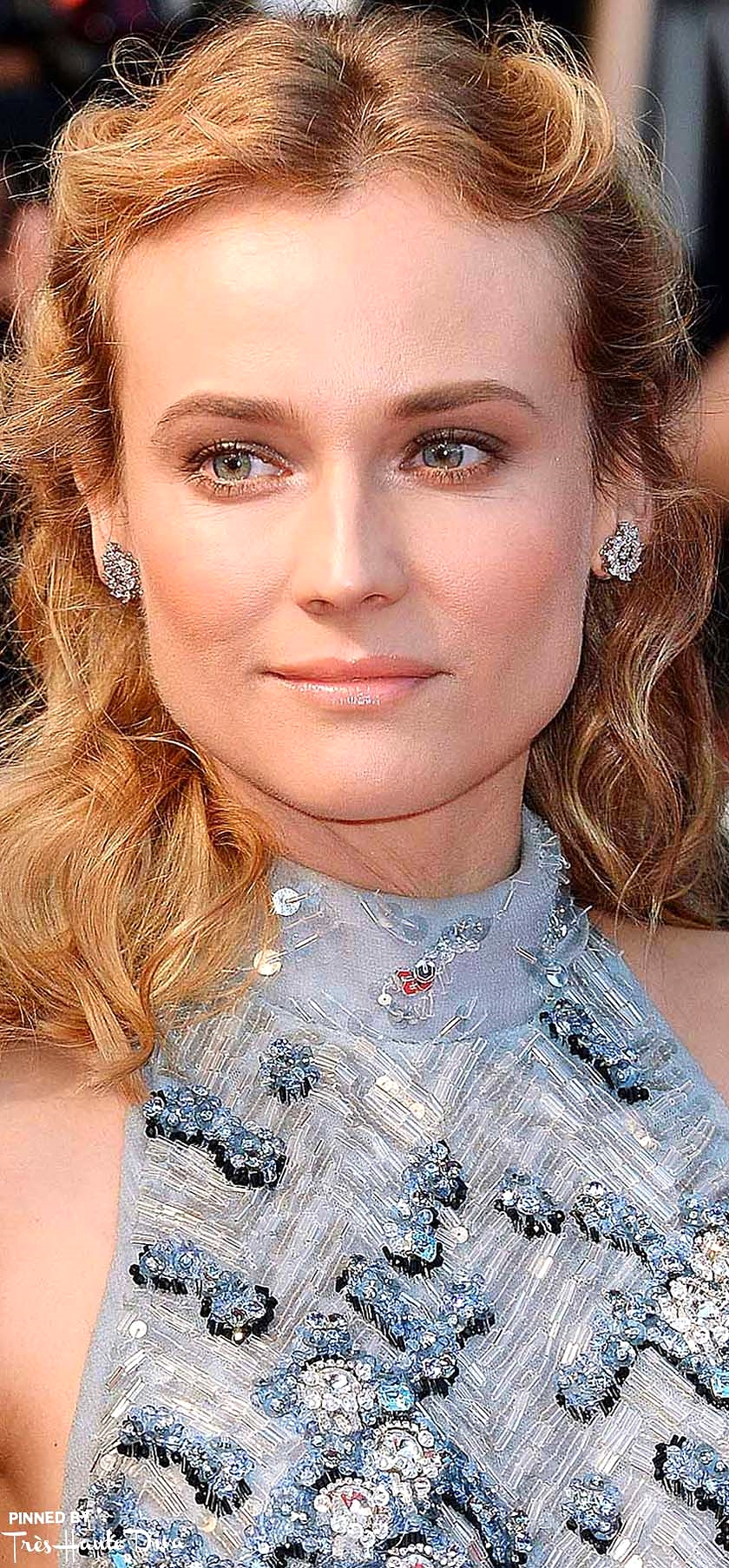 Diane Kruger          Photo by Rex Features