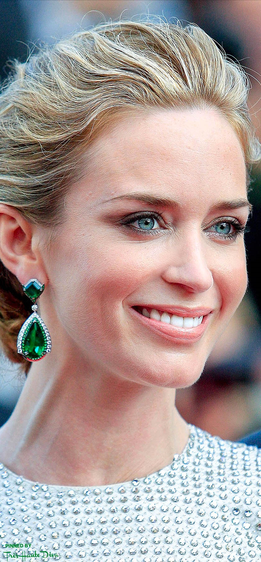 Emily Blunt Photo by Rex Features