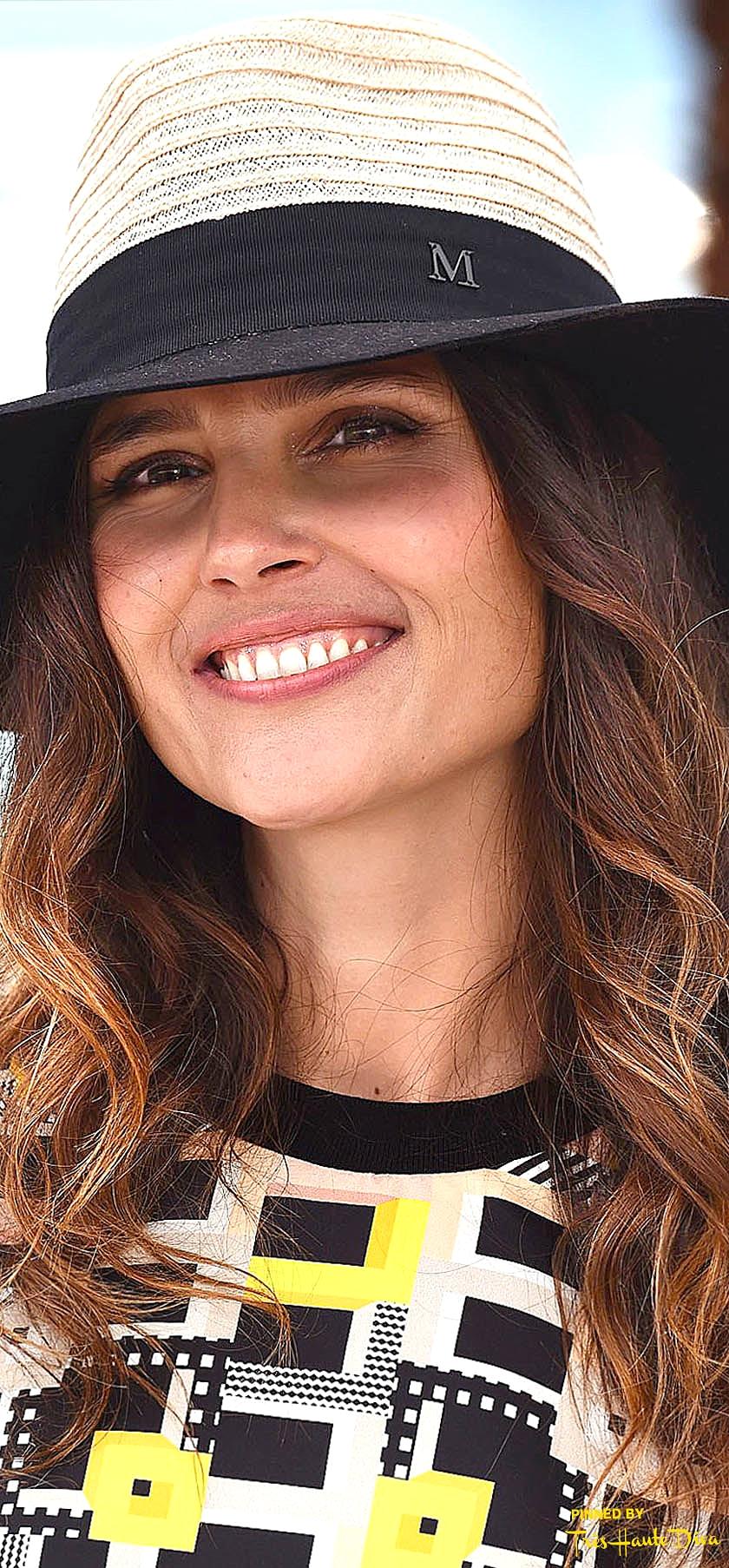 Virginie Ledoyen Photo by Rex Features