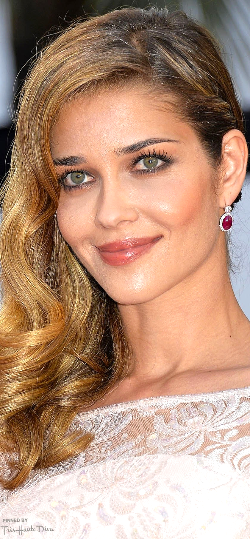 Ana Beatriz Barros Photo by Rex Features