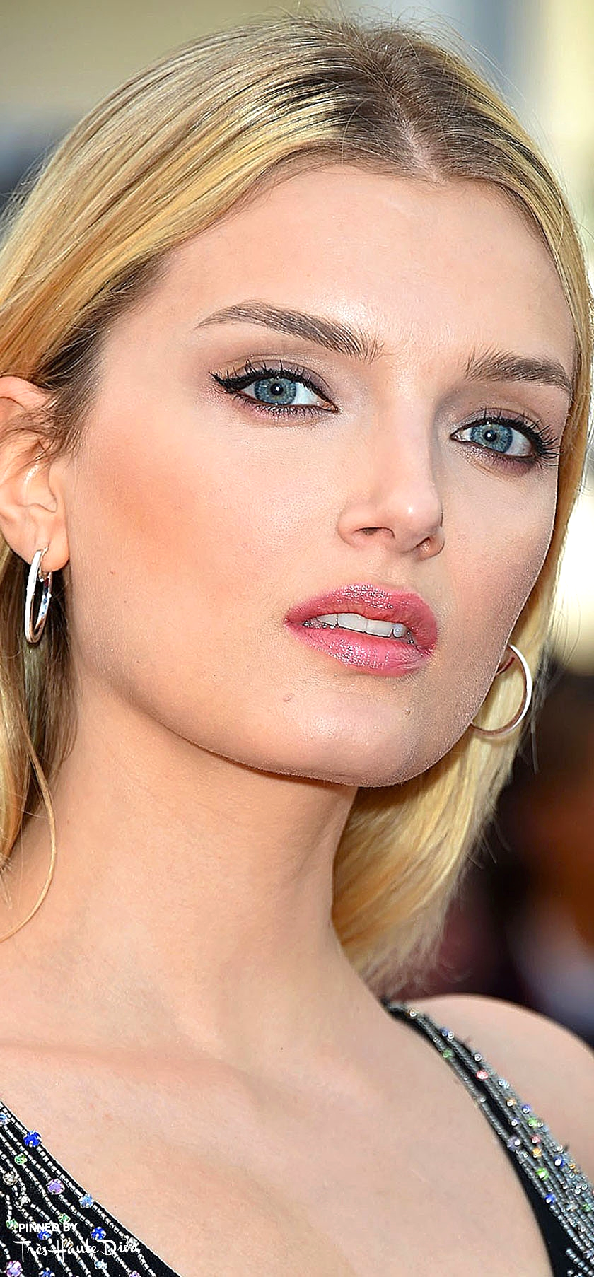 Lily Donaldson         Photo by Getty