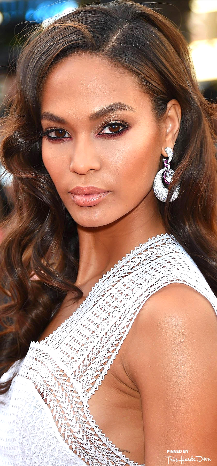 Joan Smalls          Photo by Getty