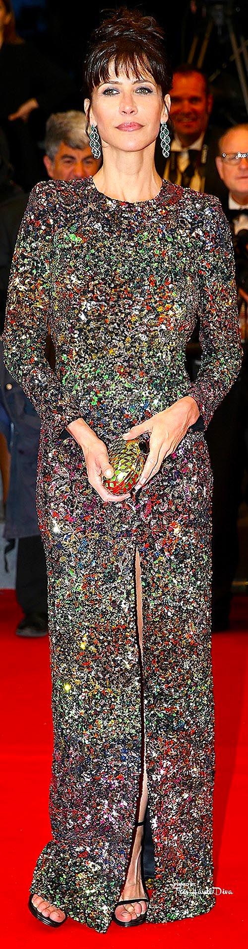 Sophie Marceau                        vogue.uk.com/ Getty