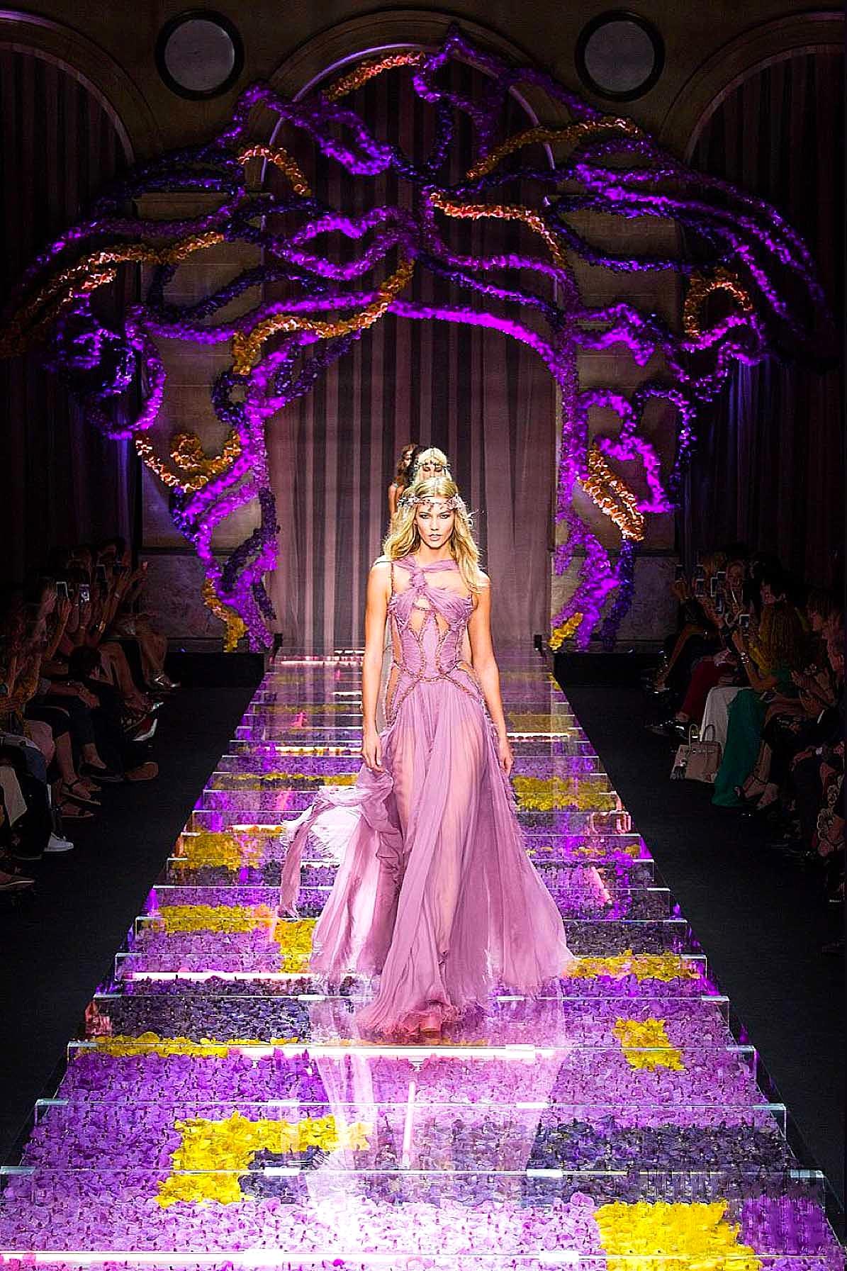 Atelier Versace Fall 2015