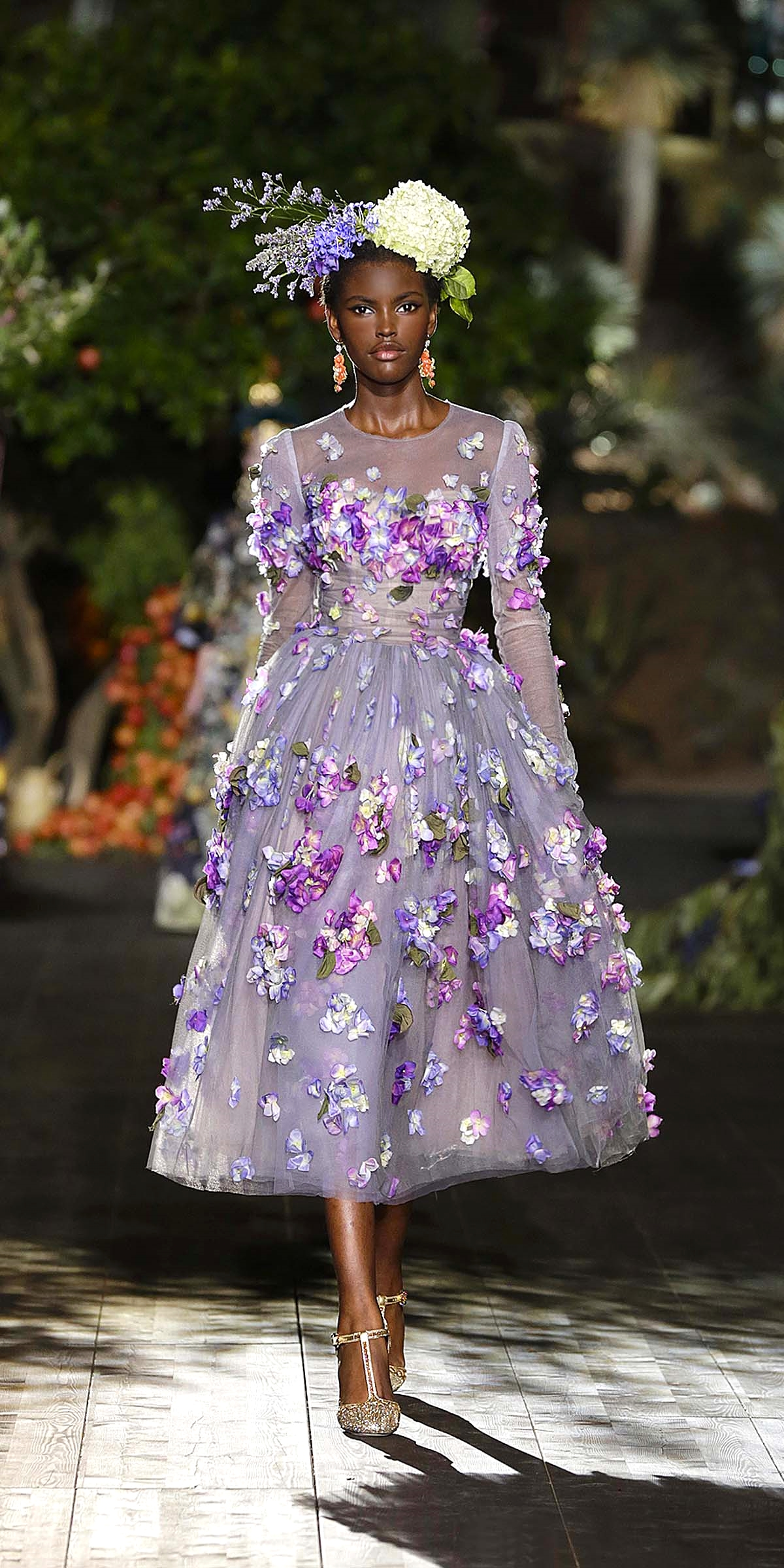 Dolce & Gabbana Alta Moda Fall/Winter 2015-16