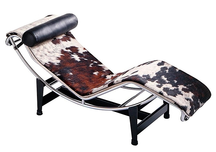 Le Courbusier Chaise in Pony