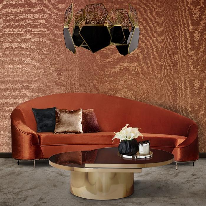 Vamp sofa by Koket