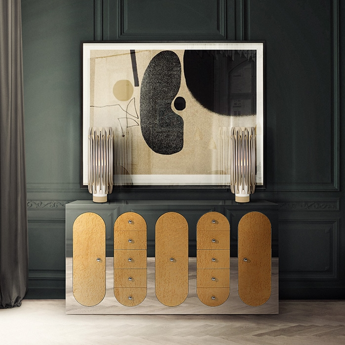 'Claire' console by Essential Home