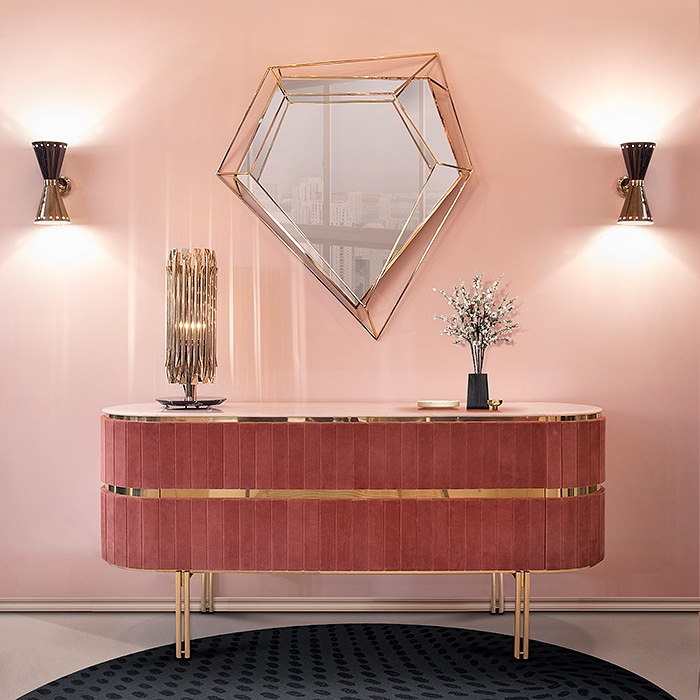 'Edith' sideboard by Essential Home