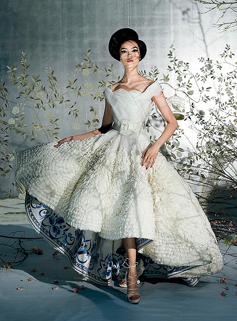Christian Dior Haute Couture Spring 2009 -  Vogue, Met Gala 2015