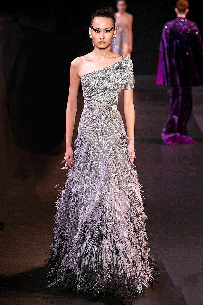 Most Beautiful Gowns From Haute Couture Week Fall Winter