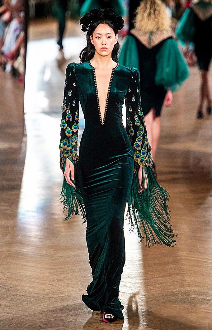 Yulia Yanina Couture Fall/Winter 2018-19