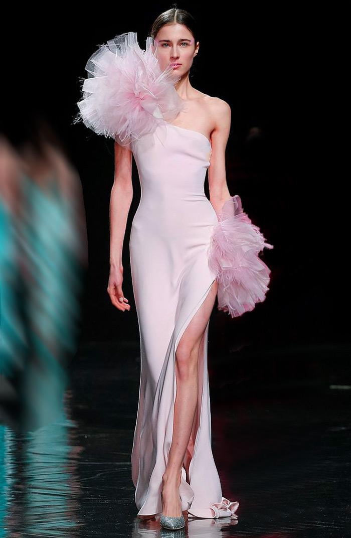 Celia Kritharioti Couture Spring 2019