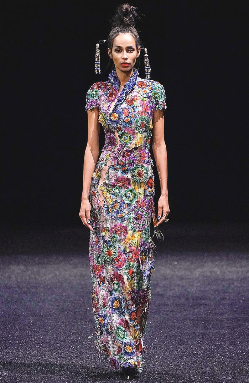 Guo Pei Haute Couture Spring 2019