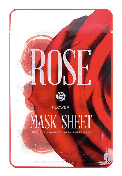 Kocostar Rose Flower Mask