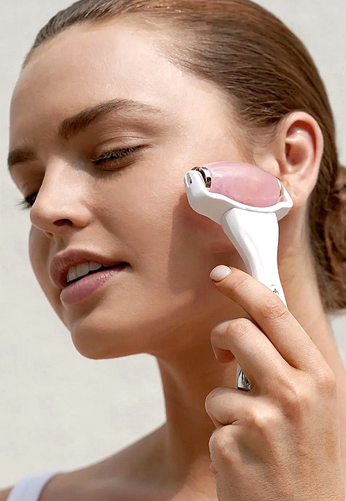 BeautyBio GloPRO® Rose Quartz Attachment Head