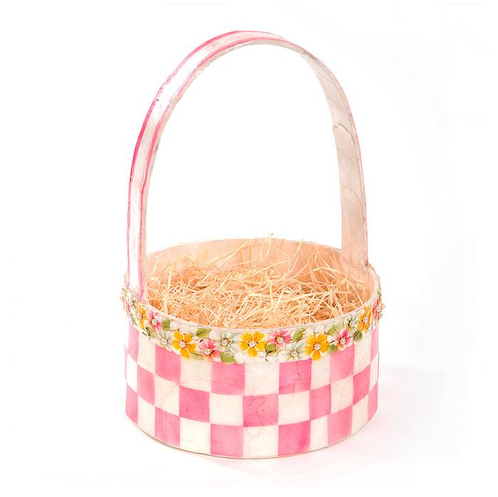 Tisket Tasket Basket - Pink