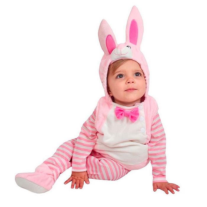 Baby Plush Bunny Costume Pink - Spritz