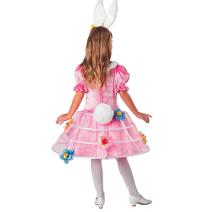 Girls' Easter Bunny Basket Costume- Spritz